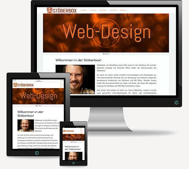 Stoeberbox.de - Webdesign und PC Hilfe
