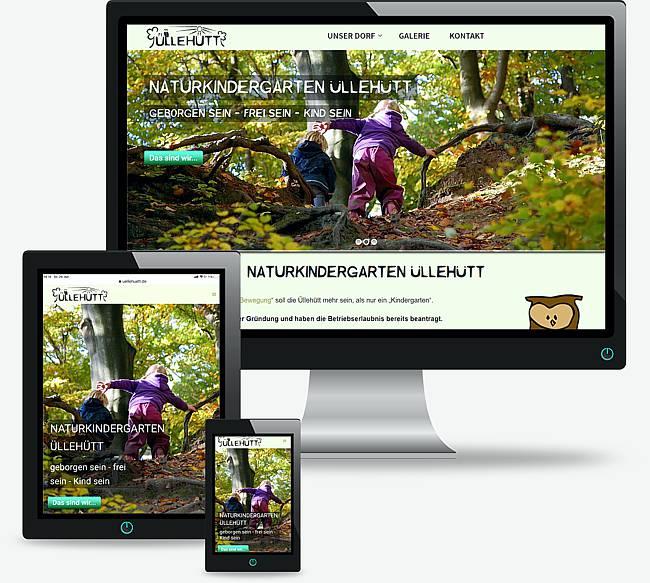 Naturkindergarten Üllehütt in Düsseldorf